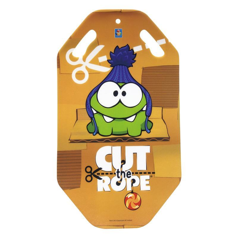 Ледянка 1toy Cut the Rope, длина 92 см