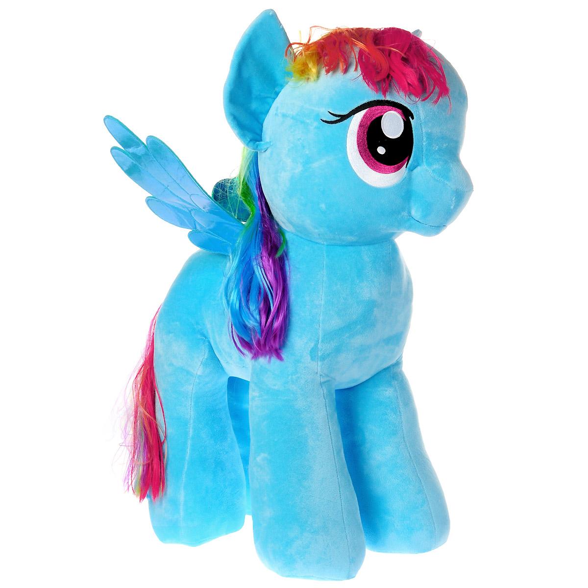 My Little Pony Мягкая игрушка Пони Rainbow Dash, 41 см