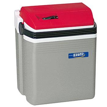 Термоэлектрический контейнер охлаждения Ezetil E 21 12V, цвет: красный, серый10775036Термоэлектрический контейнер охлаждения Ezetil E 21S 12V Артикул: 10775036 Объем: 19,6 л Длина: 35 см Ширина: 27 см Высота: 42 см Материал: Пластик Вес: 3200 гр Питание: От сети 12 вольт
