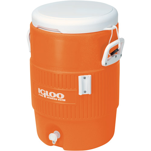Изотермический пластиковый контейнер Igloo 10 GAL OrangeS03301004Изотермический пластиковый контейнер Igloo 10 GAL Orange