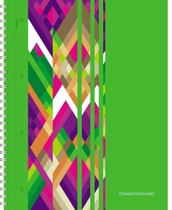 Полиграфика Тетрадь А4 120л Диагонали, УФ-лак, жесткий ламинат (матовый), цвет: зеленый80Т4вмB5гр_06602Отличная тетрадь подойдет как школьнику так и в повседневной жизни. Тетрадь сделана из качественной бумаги. Обложку украшает отличный принт.