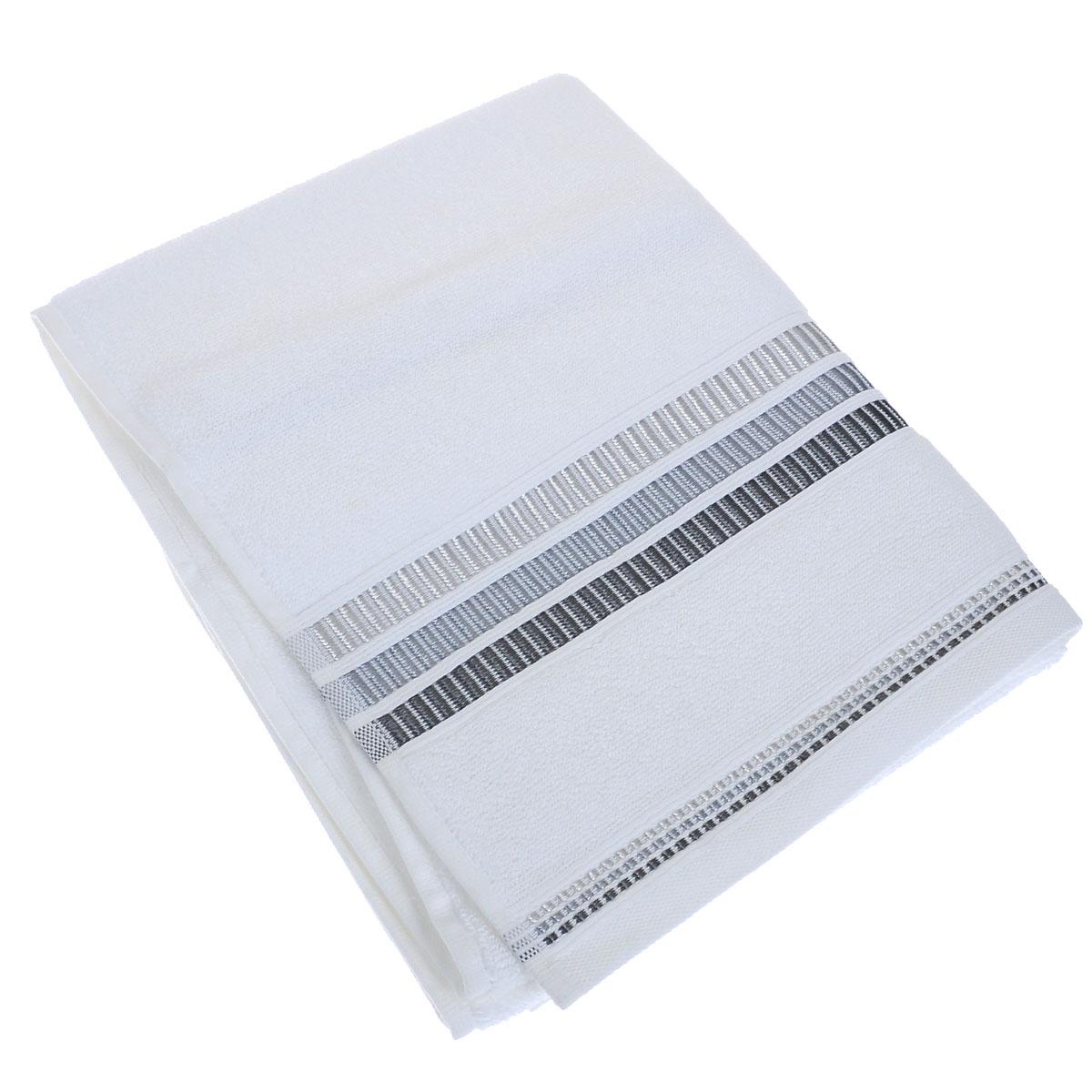 Полотенце махровое Coronet Пиано, цвет: белый, 50 см х 90 см1204Махровое полотенце Coronet Пиано, изготовленное из натурального хлопка, подарит массу положительных эмоций и приятных ощущений. Полотенце отличается нежностью и мягкостью материала, утонченным дизайном и превосходным качеством. Оно прекрасно впитывает влагу, быстро сохнет и не теряет своих свойств после многократных стирок. Махровое полотенце Coronet Пиано станет достойным выбором для вас и приятным подарком для ваших близких. Мягкость и высокое качество материала, из которого изготовлены полотенца не оставит вас равнодушными.