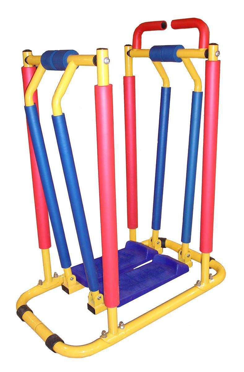 Тренажер Бегущий по волнам, детский. KAW-001LEM-KAW-001Характеристики:Материал: металл, пластик, неопрен. Размер тренажера (в собранном виде): 67 см х 42 см х 87 см. Рекомендуемый возраст ребенка: от 4 до 8 лет. Размер упаковки: 80 см х 43 см х 13 см. Производитель: Китай. Артикул: KAW-001.