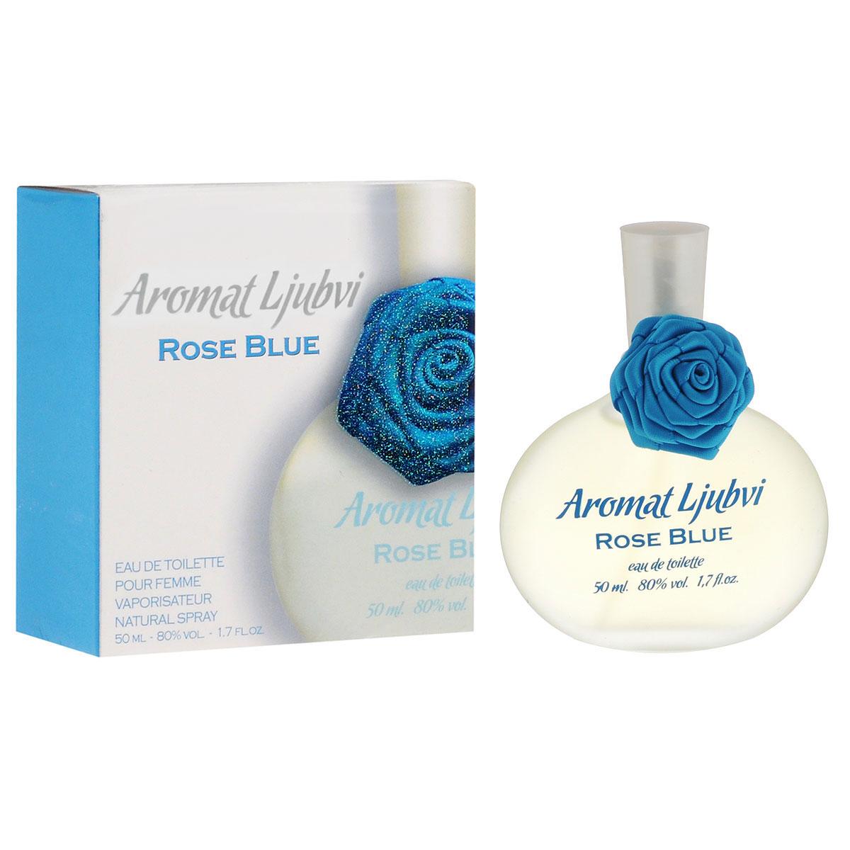 Apple Parfums Туалетная вода Aromat Ljubvi. Rose Blue, женская, 50 мл1301210Прекрасный легкий женский аромат Aromat Ljubvi. Rose Blue от Apple Parfums охватывает свою обладательницу волной свежести. Он пробуждает различные чувства, даря счастливые и жизнерадостные моменты.Классификация аромата: свежий, цветочный.Пирамида аромата:Верхние ноты: зеленые листья, травяные ноты.Ноты сердца: водяной аккорд.Ноты шлейфа:кедр, мускус. Ключевые словаСвежий, жизнерадостный!Туалетная вода - один из самых популярных видов парфюмерной продукции. Туалетная вода содержит 4-10%парфюмерного экстракта. Главные достоинства данного типа продукции заключаются в доступной цене, разнообразии форматов (как правило, 30, 50, 75, 100 мл), удобстве использования (чаще всего - спрей). Идеальна для дневного использования.Товар сертифицирован.