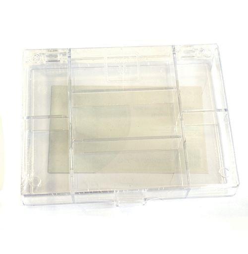 930520 Органайзер для хранения мелочей с 7 отделениями, 11.8*9.1*2.1см Hobby&ProRG-D31SКонтейнер для мелочей изготовлен из прозрачного пластика, что позволяет видеть содержимое. Внутри содержится 7 ячеек для хранения мелких принадлежностей. Крышка плотно закрывается. Такой контейнер поможет держать вещи в порядке. Идеально подходит для хранения принадлежностей для шитья и других мелких бытовых предметов.