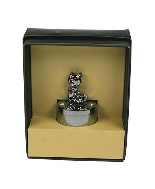 Шкатулка Первый зубик 67671529Шкатулка Русские подарки Первый зубик 67671 сохранит зубика вашего ребенка в первозданном виде. С ней вы сможете внести в интерьер частичку элегантности. Данная модель выполнена из качественных материалов и станет оригинальным подарком. Материал: металл (углерод. сталь, покр. хром), австрийские кристаллы; цвет: серебристый