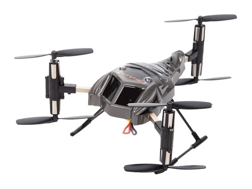 От винта! Трикоптер на радиоуправлении FLY-Y6