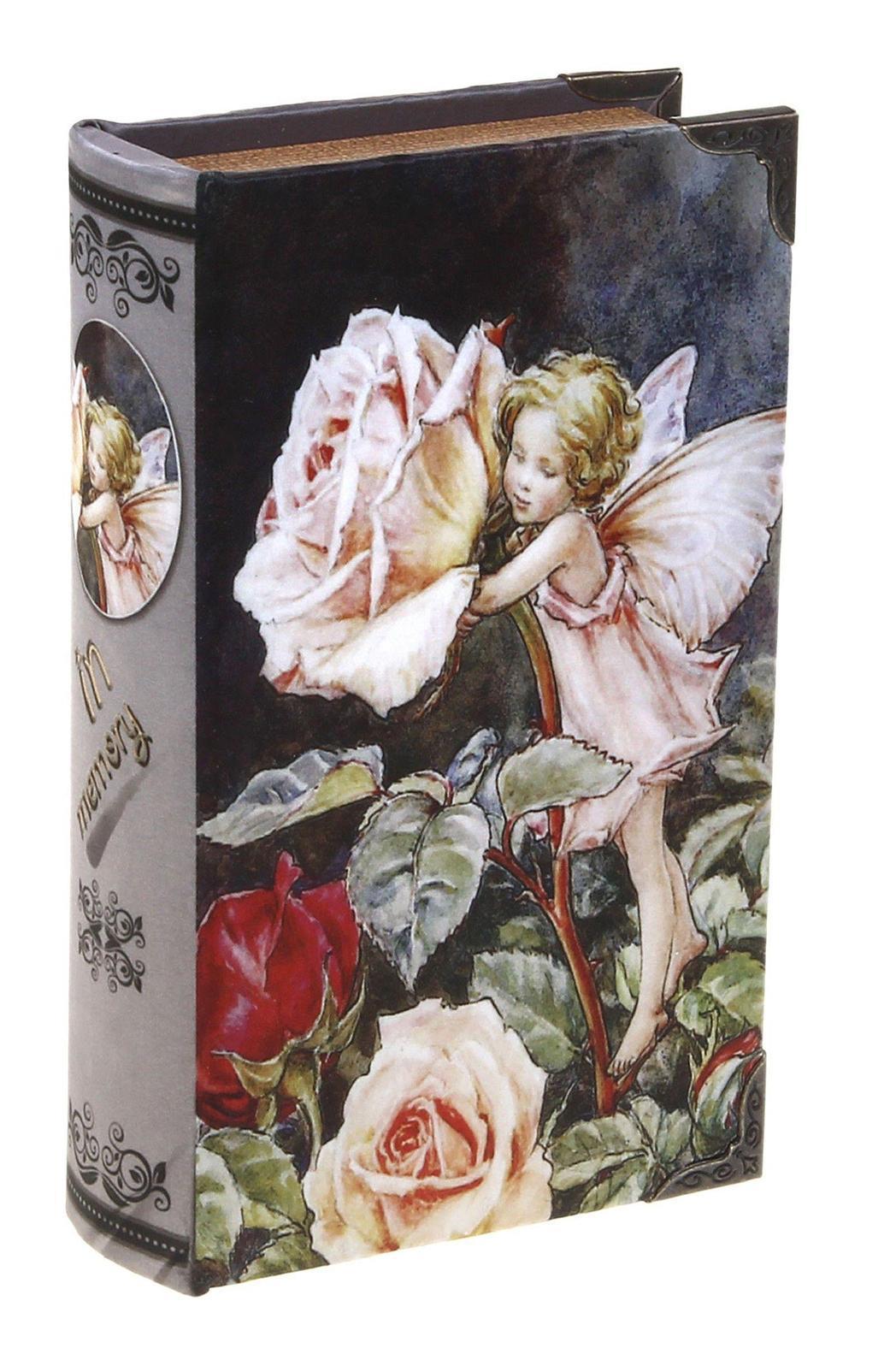 Книга-сейф Голландские розы, с ключом. 521802521802Выбор подарка – непростая задача для многих. Сейф-книга Голландские розы обтянута шелком - не просто подарок, но и гарантия хорошего настроения, ведь это красивая вещь из качественного, безопасного для здоровья материала. Данный товар может пополнить коллекцию уже существующих сувениров или стать началом новой коллекции. Надолго сохранит память о замечательном дне и о том, кто вручил подарок. Уже сегодня вы можете купить оптом данный сувенир в нашем интернет-магазине. Характеристики:Материал: дерево, металл, текстиль. Цвет: мульти. Размер книги-сейфа: 10,5 см x 17 см x 4,5 см. Размер упаковки: 12 см х 18 см х 5,5 см. Артикул: 521802.
