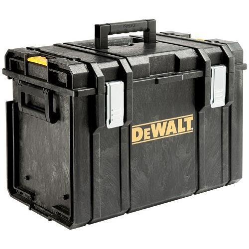 Ящик-модуль с органайзерами для инструмента DeWalt Tough System DS3002706 (ПО)Ящик инструментальный DeWalt Tough System DS300 со съемным лотком для переноски инструмента.Входит в комплектацию модульной системы хранения инструмента DeWalt Tough System 1-70-349.