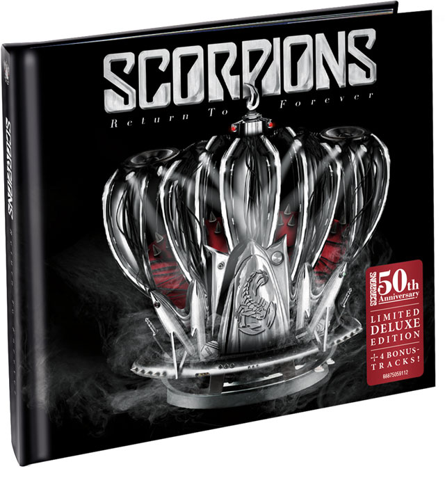 Scorpions Scorpions. Return To Forever (Limited Premium Edition) scorpions scorpions return to forever limited 50th anniversary collector s box 3 cd lp