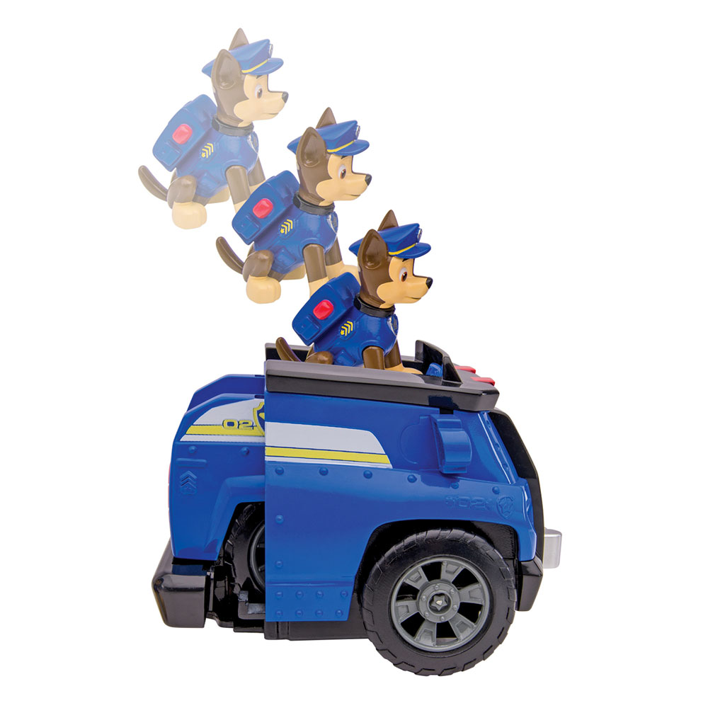 Игрушка Щенячий патруль Автомобиль Chase, со звуком spin master большой автомобиль спасателей погрузчик рокки щенячий патруль