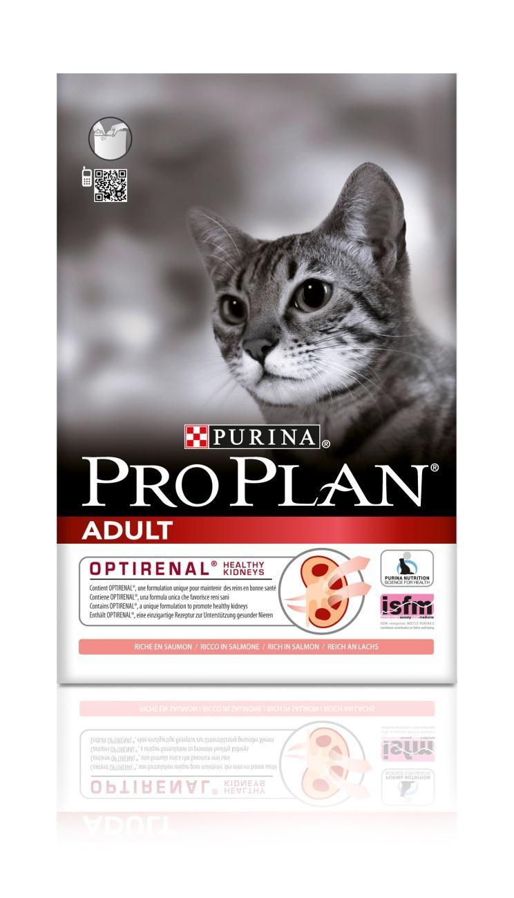 Корм сухой Pro Plan Adult для взрослых кошек, с лососем, 10 кг12172132Сухой корм Pro Plan Adult - это полноценный рацион для взрослых кошек. Он содержит особую разработанную с участием ученых комбинацию ингредиентов для поддержания здоровья вашего питомца в течение продолжительного времени. Особенности сухого корма: В состав корма входят все необходимые питательные вещества, включая витамины А, С и Е, а также Омега-3 и Омега-6 жирные кислоты, и натуральный пребиотик;Содержит уникальную формулу для поддержания здоровья почек;Помогает сохранить здоровые суставы и прекрасную подвижность;Делает шерсть шелковистой и блестящей;Помогает защитить зубы от образования налета и зубного камня;Поддерживает здоровье иммунной системы вашего питомца.Состав: лосось (18%), рис, кукурузный глютен, сухой белок птицы, кукуруза, пшеница, животный жир, яичный порошок, сухой корень цикория (2%), пшеничный глютен, минеральные вещества, концентрат горохового белка, вкусоароматическая кормовая добавка, дрожжи, натуральный пребиотик. Анализ: белок: 36%, жир: 16%, сырая зола: 7%, сырая клетчатка: 1%.Добавки на кг: витамин А: 32 600; витамин D3: 1060; витамин Е: 720 мг/кг; железо: 60; йод: 1,9; медь: 11; марганец: 15; цинк: 140; селен: 0,12 мг/кг.Товар сертифицирован.