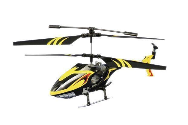 Auldey G-Viator GV-001 YW858110 привлечет внимание не только ребенка, но и взрослого, и станет отличным подарком любителю воздушной техники. Вертолет оснащен 3-канальным радиоуправлением, светодиодными огнями и встроенным гироскопом. Модель обладает высокой стабильностью полета, что позволяет полностью контролировать его процесс, управляя без суеты и страха сломать игрушку. Каждый запуск модели будет максимально комфортным и принесет вам яркие впечатления. Вертолет выполнен из металла с элементами пластика Полет - захватывающее чувство... управлять им еще лучше! Летающие модели вертолетов на инфракрасном управлении обрадуют любого мальчика, а представленная игрушка особенно, ведь она оснащена гироскопом, имеет уникальную систему управления, благодаря чему может удерживать равновесие даже во время сложных маневров.