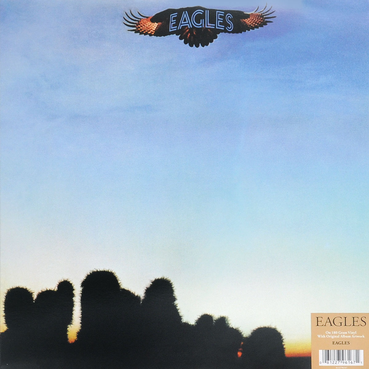 The Eagles Eagles. Eagles (LP) виниловая пластинка eagles the long run 1 lp