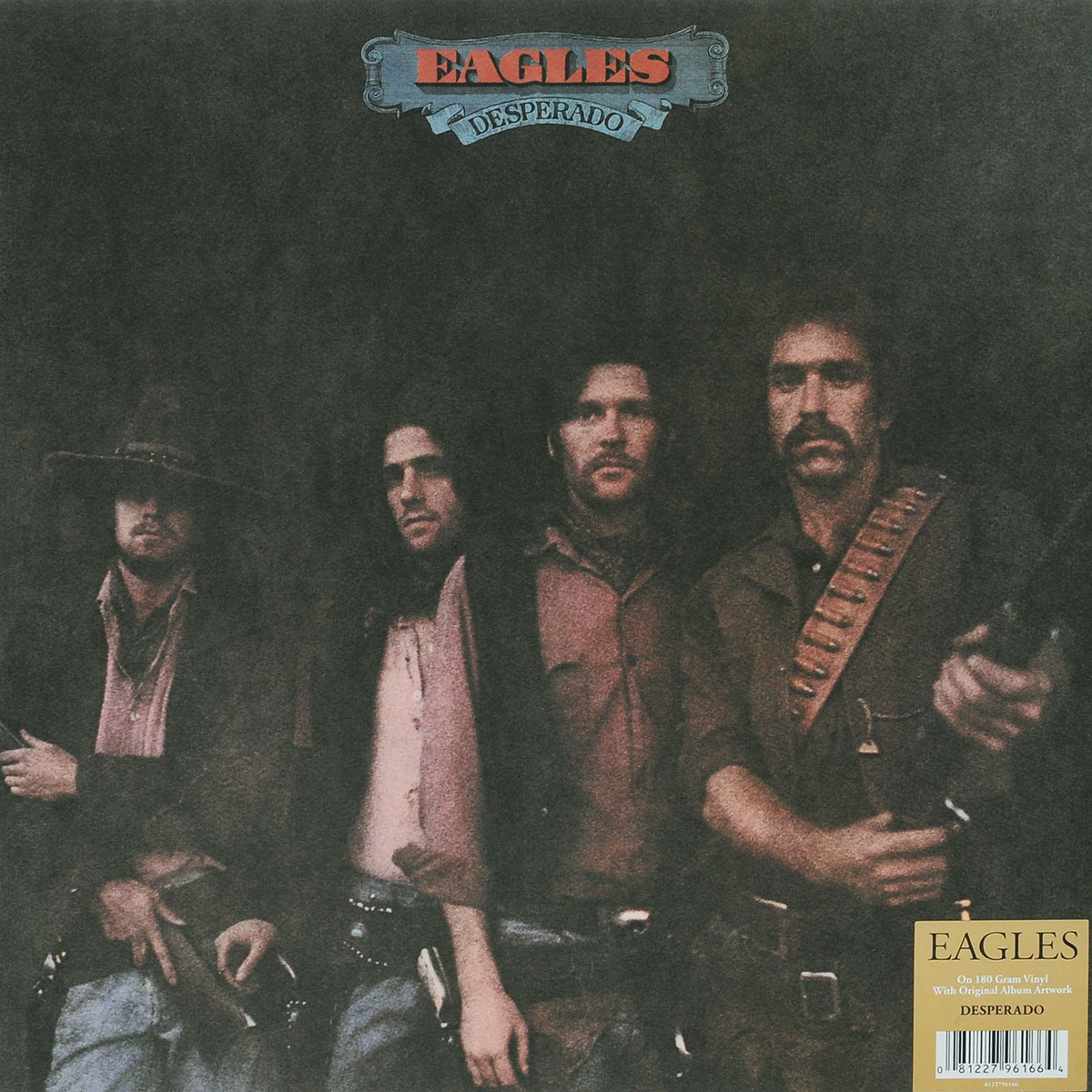The Eagles Eagles. Desperado (LP) виниловая пластинка eagles the long run 1 lp