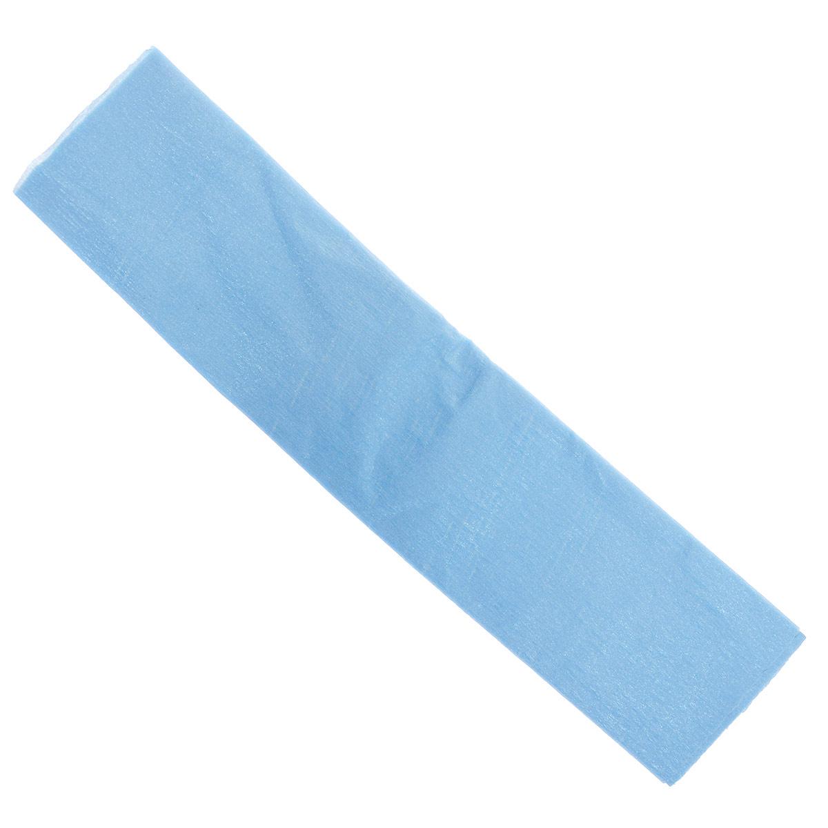 Крепированная бумага Hatber, перламутровая, цвет: голубой, 5 см х 25 см7708055Цветная крепированная бумага Hatber - отличный вариант для развития творчества вашего ребенка. Бумага с фактурным покрытием очень гибкая и мягкая, из нее можно создавать чудесные аппликации, игрушки, подарки и объемные поделки. Цветная крепированная бумага Hatber способствует развитию фантазии, цветовосприятия и мелкой моторики рук. Размер бумаги - 5 см х 25 см.