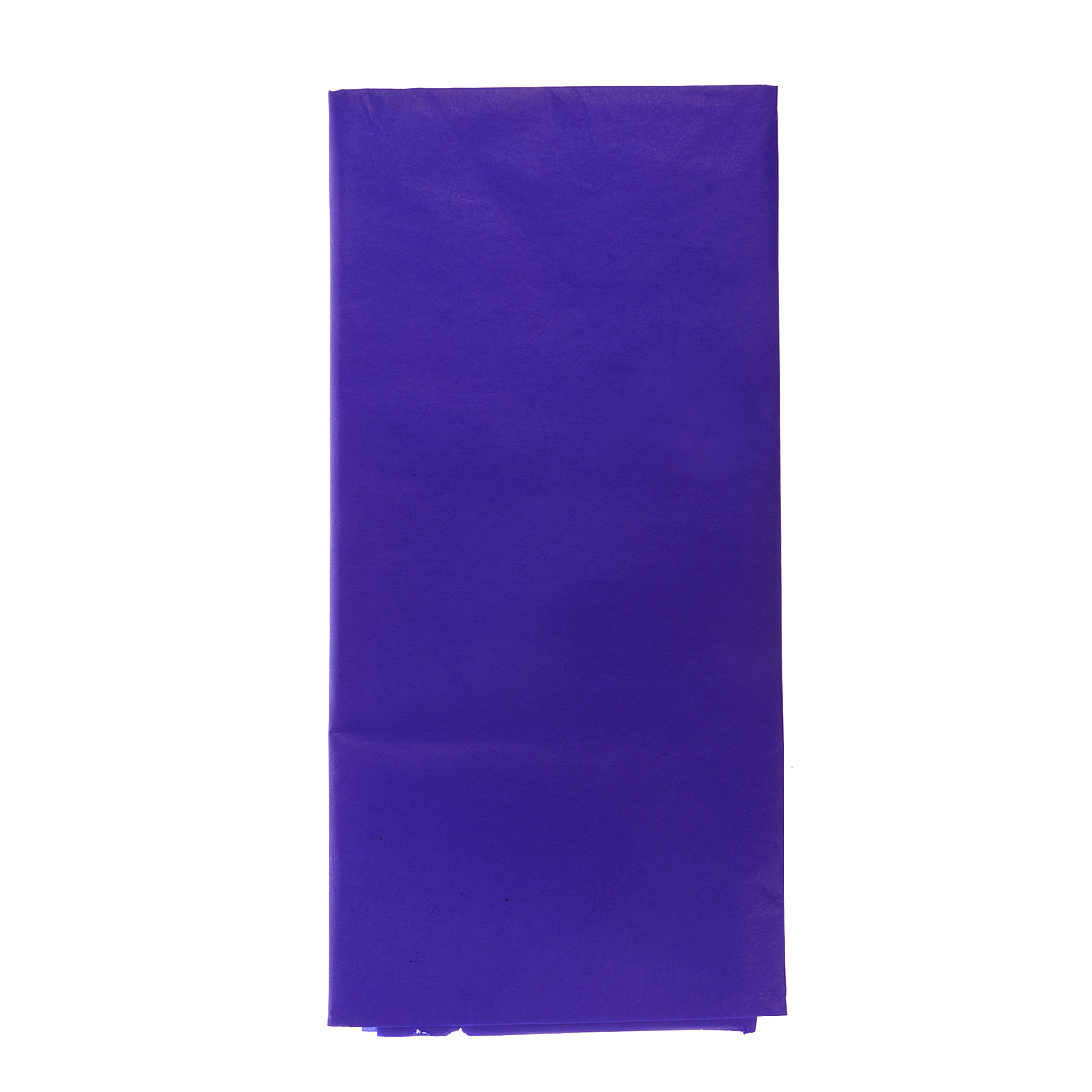 Бумага папиросная Folia, цвет: синий (34), 50 х 70 см, 5 листов. 7708123_34SS 4041Бумага папиросная Folia - это великолепная тонкая и эластичная декоративная бумага. Такая бумага очень хороша для изготовления своими руками цветов и букетов с конфетами, топиариев, декорирования праздничных мероприятий. Также из нее получается шикарная упаковка для подарков. Интересный эффект дает сочетание мягкой полупрозрачной фактуры папиросной бумаги с жатыми и матовыми фактурами: креп-бумагой, тутовой и различными видами картона. Бумага очень тонкая, полупрозрачная - поэтому ее можно оригинально использовать в декоре стекла, светильников и гирлянд. Достаточно большие размеры листа и богатая цветовая палитра дают простор вашей творческой фантазии. Размер листа: 50 см х 70 см.Плотность: 20 г/м2.