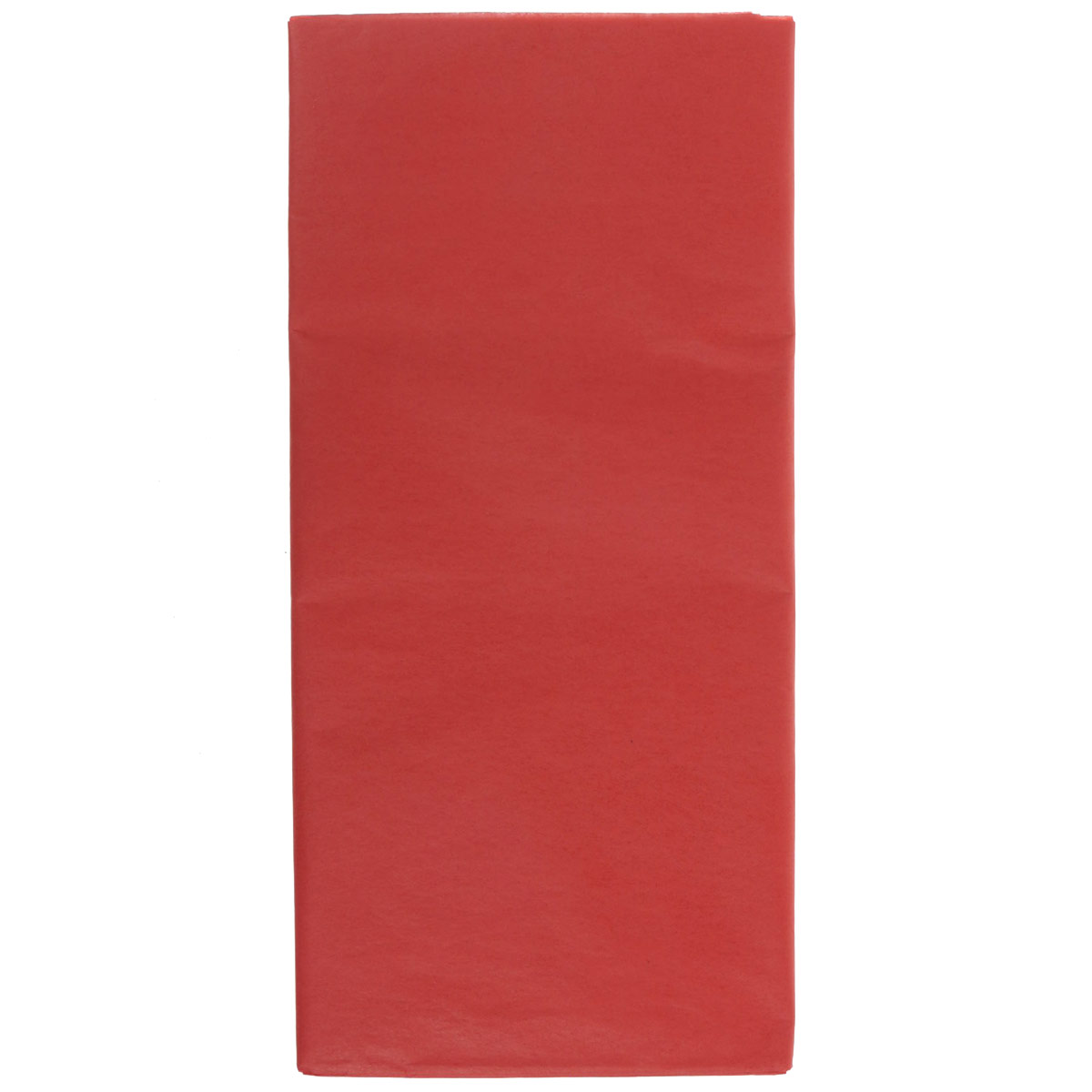 Бумага папиросная Folia, цвет: красный (20), 50 х 70 см, 5 листов. 7708123_2097775318Бумага папиросная Folia - это великолепная тонкая и эластичная декоративная бумага. Такая бумага очень хороша для изготовления своими руками цветов и букетов с конфетами, топиариев, декорирования праздничных мероприятий. Также из нее получается шикарная упаковка для подарков. Интересный эффект дает сочетание мягкой полупрозрачной фактуры папиросной бумаги с жатыми и матовыми фактурами: креп-бумагой, тутовой и различными видами картона. Бумага очень тонкая, полупрозрачная - поэтому ее можно оригинально использовать в декоре стекла, светильников и гирлянд. Достаточно большие размеры листа и богатая цветовая палитра дают простор вашей творческой фантазии. Размер листа: 50 см х 70 см.Плотность: 20 г/м2.