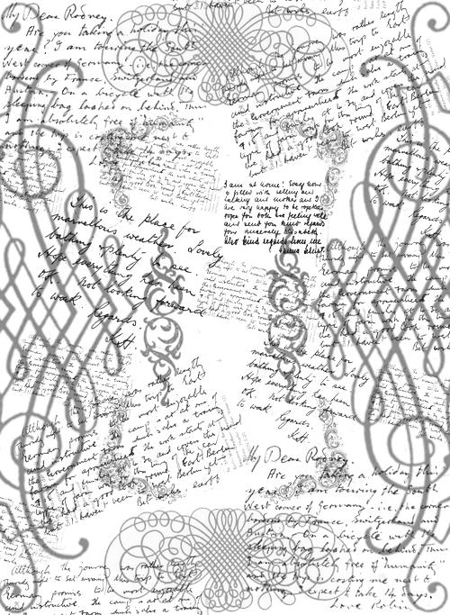 Калька для скрапбукинга Письма, 21 см х 30 смC0038550Калька для скрапбукинга Письма - прозрачная бумага с декоративным принтом. Калька идеально подходит для скрапбукинга. С помощью кальки можно не только украшать сами фотографии, но также, используя пергамент для скрапбукинга, придать оригинальный вид всему альбому. Такие декорированные листы вставляются для украшения между страничками в фотоальбомы. Особенно эффектно выглядит свадебный альбом, украшенный таким образом. C помощью кальки делаются различные декоративные элементы для поздравительных открыток и коллажей. Декоративные орнаменты, фигурки или кармашки станут украшением любой открытки или альбома для фотографий. Плотность: 110 г/м2.