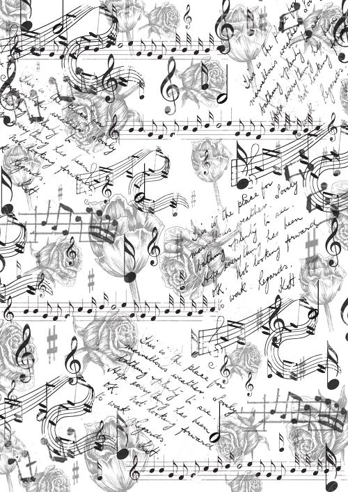 Пленка-оверлей для скрапбукинга Музыка цветов, 21 см х 30 см55052Пленка-оверлей Музыка цветов - прозрачная пленка с нанесенным рисунком. Используется чаще всего в скрапбукинге для декорирования фотографий, альбомов, открыток, блокнотов, сувенирных книг и прочего. Для крепления пленки используются разные способы - люверсы, машинная строчка, можно привязать ленточкой, сделав надрез или отверстие, можно приклеить на клей (двухсторонний скотч, и т.п.) и задекорировать это место другими элементами украшений (цветочками, ленточками, пуговками, аппликациями). На пленке можно писать перманентной ручкой или маркером.