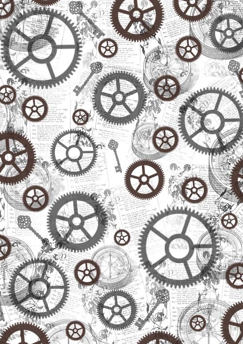 Пленка-оверлей для скрапбукинга Шестеренки и ключи, 21 х 30 смRSP-202SПленка-оверлей Шестеренки и ключи - прозрачная пленка с нанесенным рисунком. Используется чаще всего в скрапбукинге для декорирования фотографий, альбомов, открыток, блокнотов, сувенирных книг и прочего. Для крепления пленки используются разные способы - люверсы, машинная строчка, можно привязать ленточкой, сделав надрез или отверстие, можно приклеить на клей (двухсторонний скотч, и т.п.) и задекорировать это место другими элементами украшений (цветочками, ленточками, пуговками, аппликациями). На пленке можно писать перманентной ручкой или маркером.