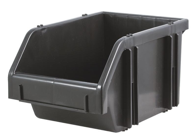 Лоток для крепежа FIT, 35 x 21 x 16 см2706 (ПО)Лоток для крепежа FIT предназначен для хранения крепежа и мелкого инструмента. Имеется возможность соединения нескольких лотков одинакового размера в единый горизонтальный блок. Характеристики:Материал:пластик. Размер лотка:35 см x 21 см x 16 см. Размер упаковки:35 см x 21 см x 16 см.