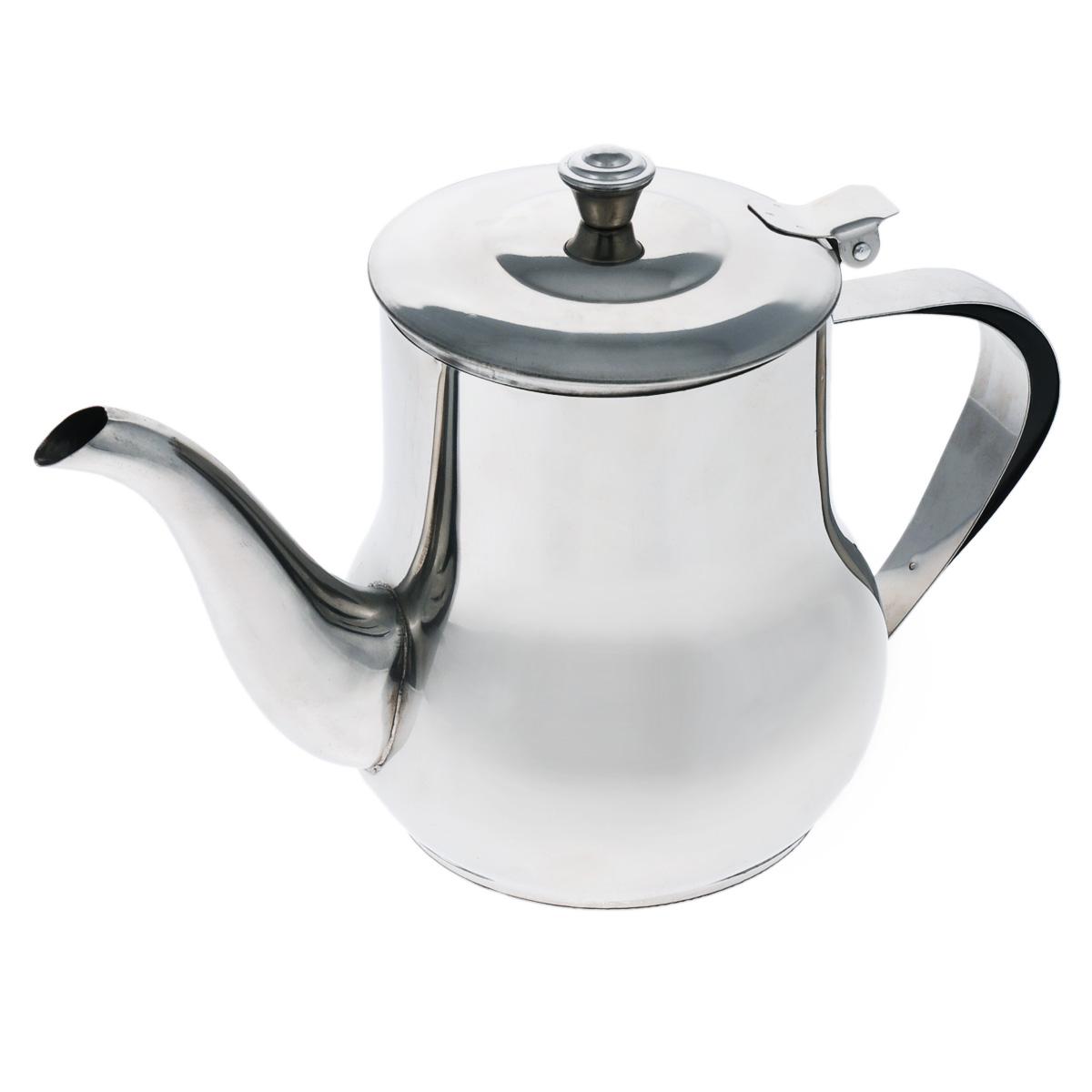 Чайник заварочный Mayer & Boch, с фильтром, 1 л. 403391602Заварочный чайник Mayer & Boch изготовлен из высококачественной нержавеющей стали с зеркальной полировкой и оснащен фильтром. Чайник используется только для приготовления чая. Простой и удобный прибор поможет вам приготовить крепкий, ароматный чай. Рекомендации по использованию: - не используйте посуду в случае появления трещин или сколов;- не используйте в СВЧ; - можно мыть в посудомоечной машине.Диаметр по верхнему краю: 9 см.Высота (без учета крышки): 12 см.