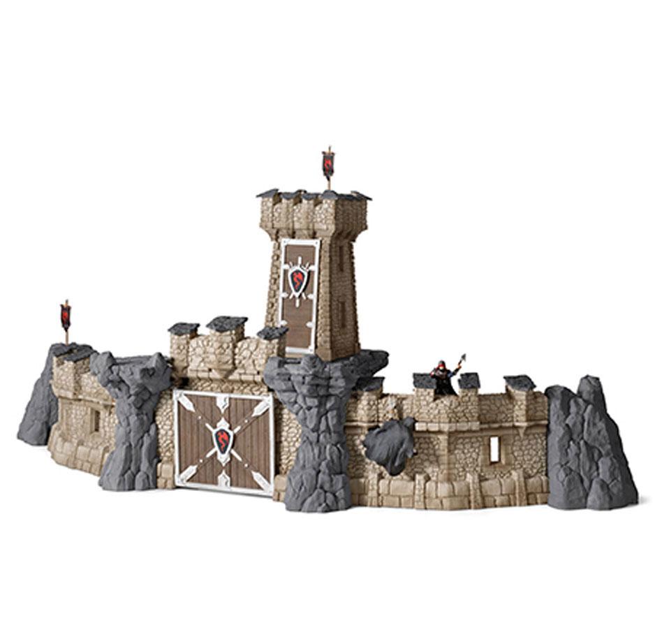 Игровой набор для сборки Schleich Рыцарский замок schleich игровой набор пещера со львом