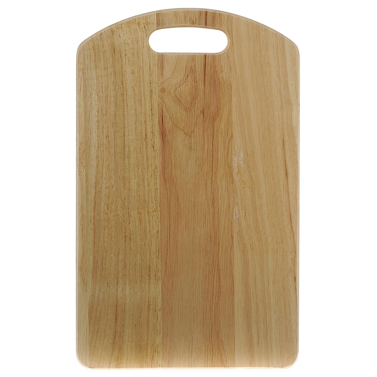 Доска разделочная Green Way, 45 см х 28 см54 009312Разделочная доска Green Way изготовлена из натурального дерева. Прекрасно подходит для приготовления и сервировки пищи. Всем известно, что на кухне без разделочной доски не обойтись. Ведь во время приготовления пищи мы то и дело что-то режем. Поэтому разделочная доска должна быть изготовлена из прочного и экологически чистого материала, ведь с ней соприкасается наша пища. Доска оснащена специальным отверстием для подвешивания в любом удобном месте.Функциональная и простая в использовании, разделочная доска Green Way прекрасно впишется в интерьер любой кухни и прослужит вам долгие годы.Нельзя мыть в посудомоечной машине.