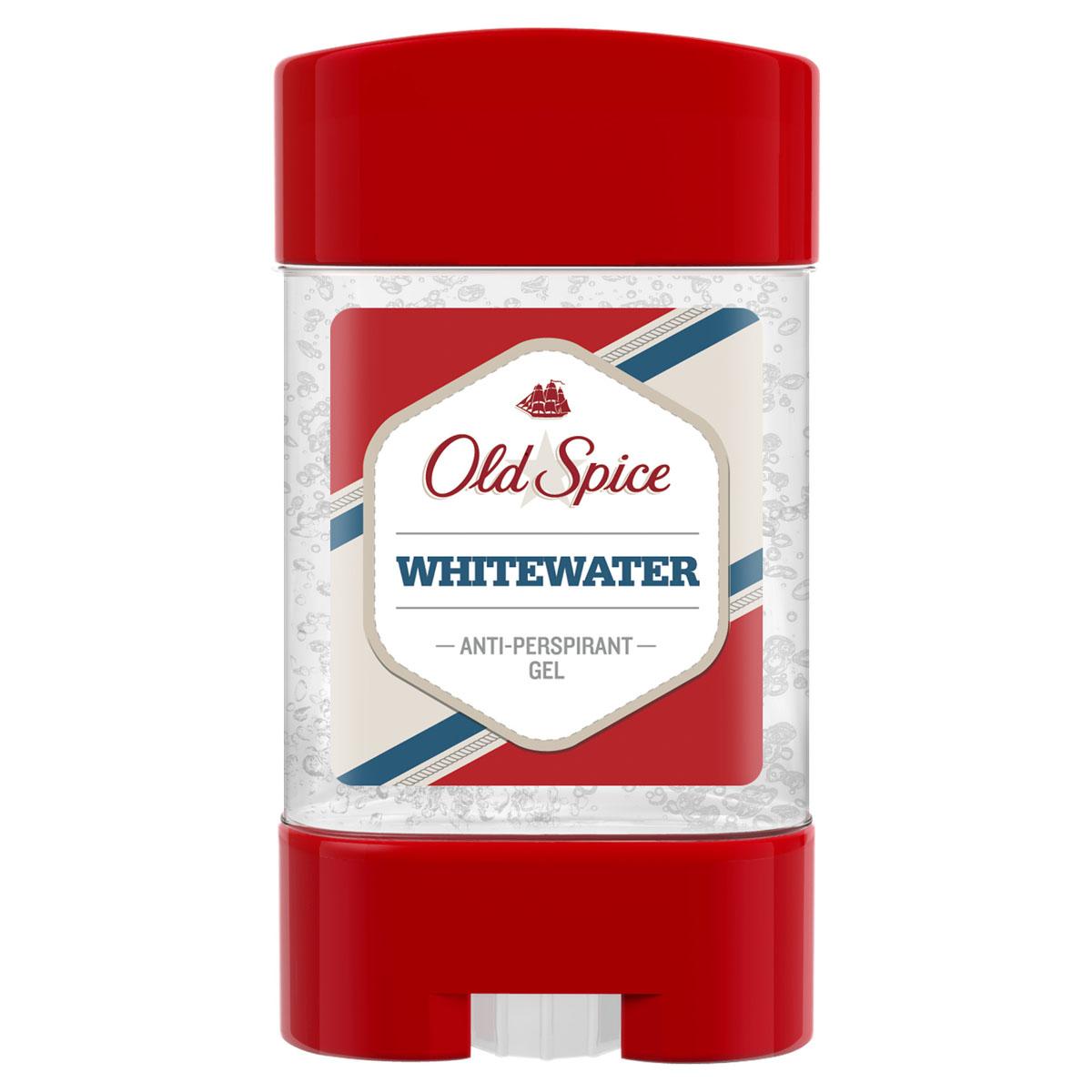 Old Spice Гелевый дезодорант-антиперспирант WhiteWater, 70 млFS-00897Гелевыйдезодорант-антиперспирант Old Spice Whitewater помогает коже быть сухой. Борется с неприятным запахом. Великолепныйаромат предназначен только для настоящих мужчин. Характеристики:Объем: 70 мл. Производитель: Чехия. Артикул: 98744496. Товар сертифицирован.