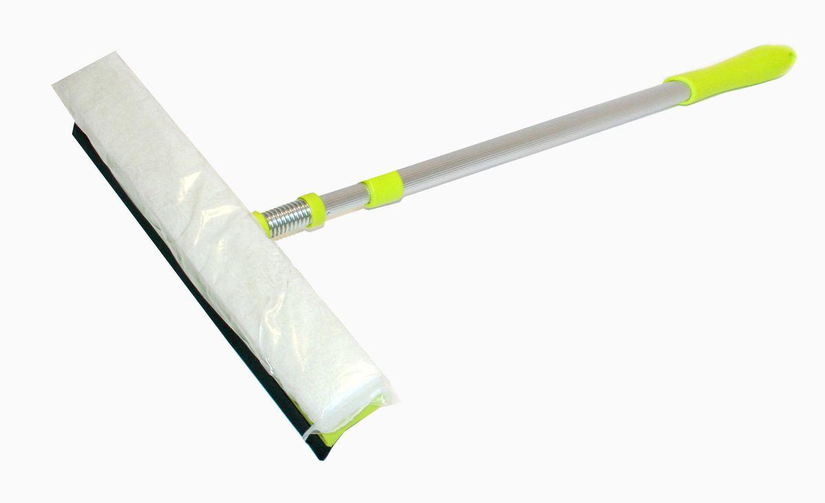 Стеклоочиститель Home Queen, с телескопической ручкой и съемной насадкойSVC-300Стеклоочиститель Home Queen подойдет для очистки больших поверхностей. Комфортный, благодаря легкому весу. Поролон позволяет сэкономить моющее средство. Благодаря телескопической ручке, легко справляется с труднодоступными загрязнениями. Оснащен сгоном воды. Минимальная длина стеклоочистителя: 45 см. Максимальная длина стеклоочистителя: 72 см. Ширина рабочей части: 27 см.