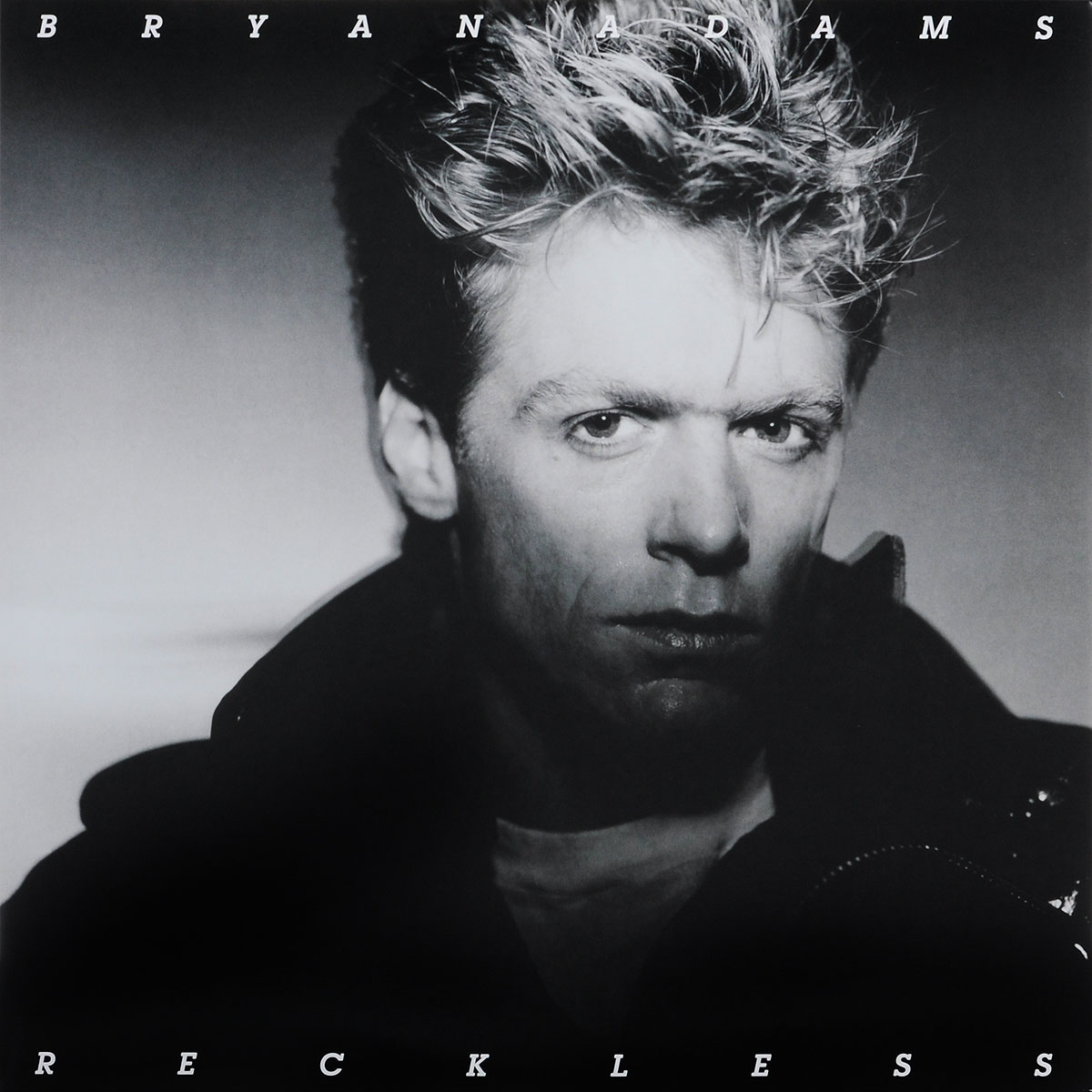Брайан Адамс Bryan Adams. Reckless (2 LP) bryan adams live at slane castle