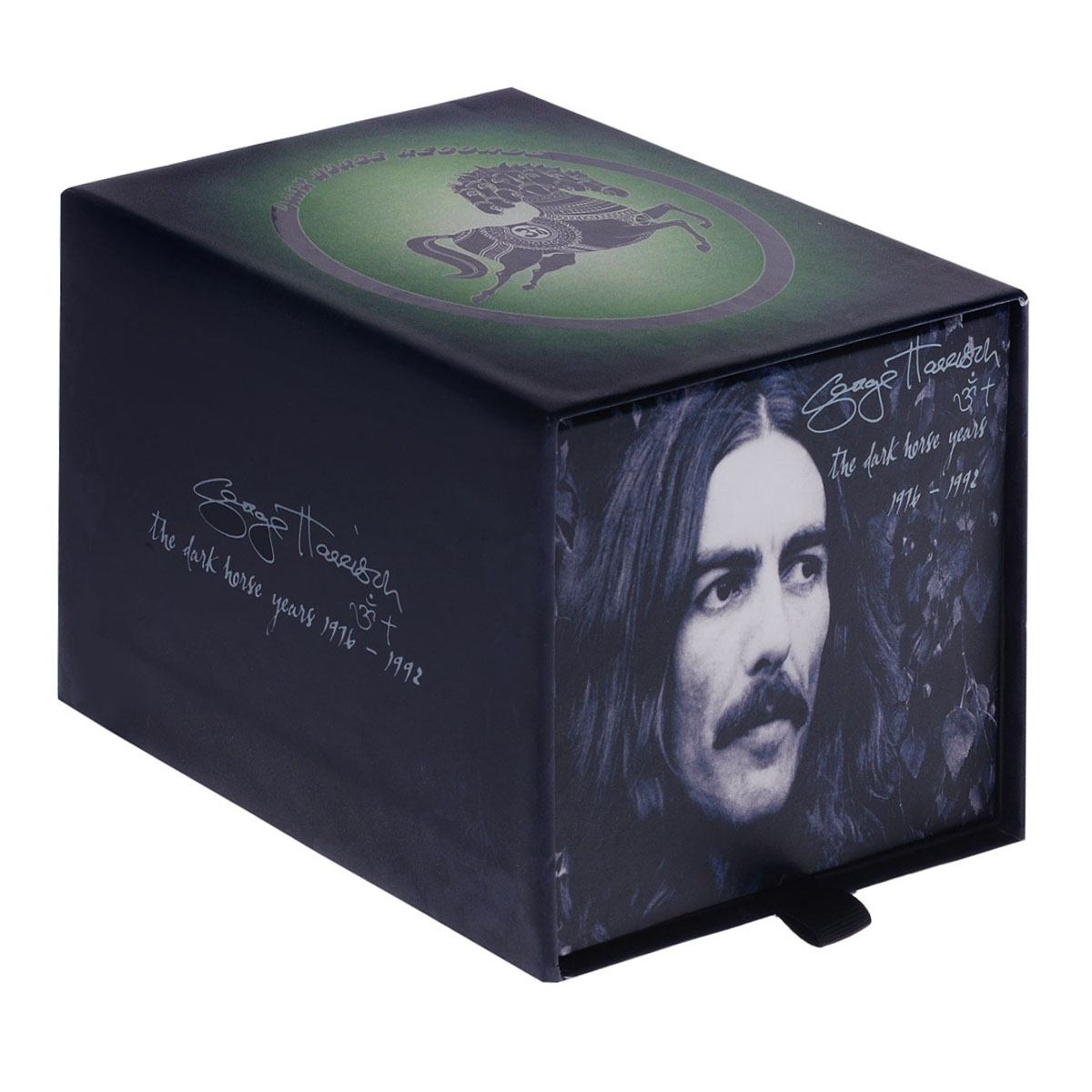 Джордж Харрисон George Harrison. The Dark Horse Years 1976-1992 (5 CD + 2 SACD + DVD) diana vreeland the modern woman the bazaar years 1936 1962