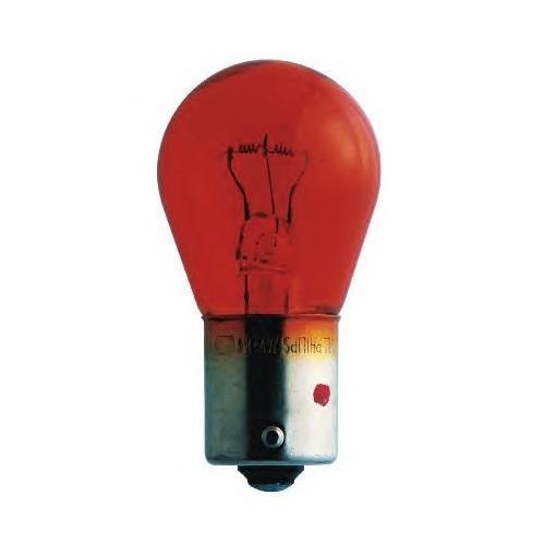 Автомобильная лампа накаливания Philips PY21W 24V-21W (BAU15s) (вибростойкая+увелич.срок службы) MasterLife. 13496MLCP10503Уже в течение 100 лет компания Philips остается в авангарде автомобильного освещения, внедряя технологические инновации, которые впоследствии становятся стандартом для всей отрасли. Сегодня каждый второй автомобиль в Европе и каждый третий в мире оснащены световым оборудованием Philips.Напряжение: 24 вольт