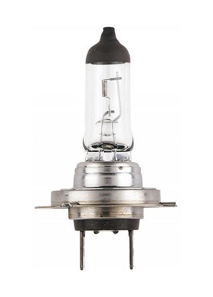 Галогенная автомобильная лампа Narva RP50 H7 12V-55W 1шт.48339RC-100BWCЛампа фары - галогенная, автомобильная, напряжение 12 Вольт, номинальная мощность 55 Ватт, с металлическим цоколем (исполнение патрона PX26d). RANGER POWER 50 - От своей предшественницы RP лампа отличается тем, что дает до 50% больше света на дороге, что улучшает видимость, снижает утомляемость и, таким образом, повышает безопасность вождения. Лампа имеет стандартную мощность и полностью взаимозаменяема со стандартной лампой. По своим характеристикам RP50 является аналогом Philips Vision Plus +50%. Освещение универсальное. Основная (головная) фара (передняя оптика, штатные фары) без и с автоматической системой стабилизации (механический (ручной) корректор, электрический корректор, автоматический корректор) с функциями: лампа дальнего света, лампа противотуманного света, лампа ближнего света. Противотуманная фара (противотуманка, фара в бампер, штатная оптика) с функцией: лампа противотуманного света. В соответствии с каталогом производителя продукции и конструктивной спецификацией производителя автомобиля. Напряжение: 12 вольт