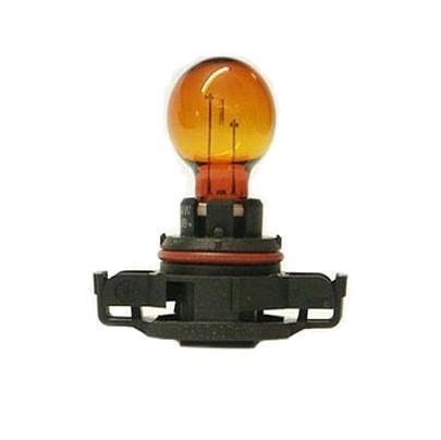 Лампа автомобильная галогенная сигнальная Philips HiPerVision, цоколь PSY24W (PG20/4), 12V, 24WVCA-00Автомобильная лампа Philips Vision изготовлена из запатентованного кварцевого стекла с УФ-фильтром Philips Quartz Glass. Кварцевое стекло в отличие от обычного стекла выдерживает гораздо большее давление и больший перепад температур. При попадании влаги на работающую лампу, лампа не взрывается и продолжает работать. Лампа Philips Vision производит на 30% больше света по сравнению со стандартной лампой, благодаря чему стоп-сигналы или указатели поворота будут заметны с большего расстояния. Применение лампы:- передний указатель поворота; - задний указатель поворота; - фонарь подсветки государственного регистрационного знака; - задний противотуманный фонарь; - габаритный фонарь/стояночный фонарь; - стоп-сигнал; - дневные ходовые огни; - задний фонарь. Лампа Philips Vision отличается высокой эффективностью, соответствуя всем современным требованиям.