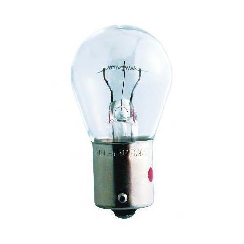 Автомобильная лампа накаливания P25 24V-18W (BA15s) Stop P25. 13445CPK100Уже в течение 100 лет компания Philips остается в авангарде автомобильного освещения, внедряя технологические инновации, которые впоследствии становятся стандартом для всей отрасли. Сегодня каждый второй автомобиль в Европе и каждый третий в мире оснащены световым оборудованием Philips.Напряжение: 24 вольт