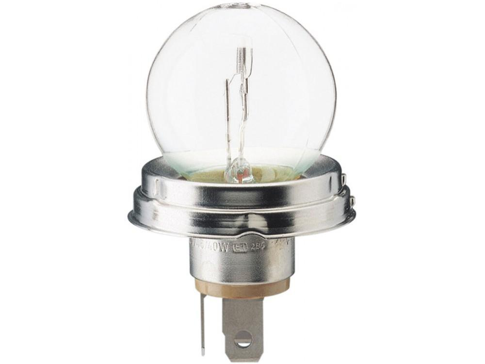 Лампа автомобильная Narva R2 12V-45/40W (P45t) 4921149211Лампа накаливания с цоколем R2, выпускаемая компанией Narva – важный элемент оптики автомобиля.Напряжение: 12 вольт