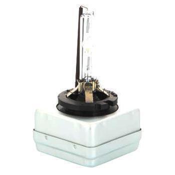 Лампа автомобильная ксеноновая Philips Xenon Vision, для фар, цоколь D1R (PK32d-3), 85V, 35W98520745Ксеноновая лампа для автомобильных фар Philips Xenon Vision изготовлена из кварцевого стекла, устойчивого к УФ-излучению. Такое стекло обладает более высокой прочностью (по сравнению с тугоплавким стеклом) и отличается высокой устойчивостью к перепадам температур и вибрации. Например, при попадании влаги на работающую лампу изделие не взрывается и продолжает работать. Лампы выдерживают высокое внутреннее давление, поэтому такое кварцевое стекло обеспечивает более мощный свет. Лампы Xenon HID (High Intensity Discharge - разряд высокой интенсивности) производят в два раза больше света, обеспечивая лучшую видимость на дороге в любых условиях. Интенсивный белый свет ламп Xenon HID, схожий с дневным светом, помогает водителям сохранять концентрацию внимания и быстрее реагировать на препятствия и дорожные знаки, чем при использовании традиционных ламп. Ксеноновые лампы Philips Xenon Vision позволяют заменить одну перегоревшую ксеноновую лампу, так как цветовая температура новой лампы такая же, как у лампы, которую еще не меняли.