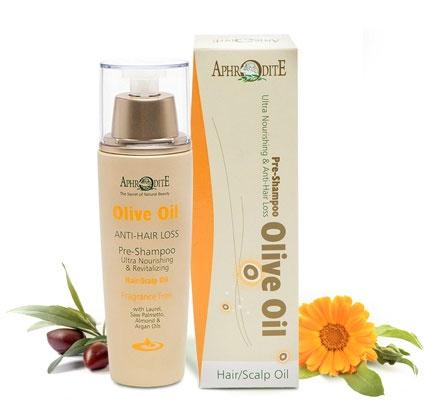 Aphrodite Средство для волос с оливковым маслом, 100 мл81554903Средство для волос с оливковым маслом Aphrodite подходит для всех типов волос. Предотвращает выпадение, стимулирует рост, укрепляет корни и восстанавливает поврежденные волосы.Товар сертифицирован.