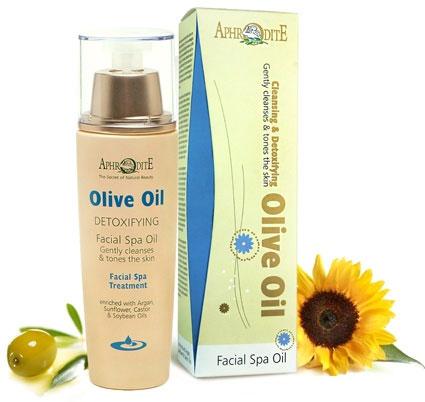 Aphrodite SPA-средство по уходу за лицом Olive Oil, 100 млFS-00103Уникальное SPA-средство Aphrodite по уходу за лицом Olive Oil может использоваться какдля очищения кожи и снятия макияжа, так и в качестве терапевтического средства для детоксификации кожи. Формула обогащена аргановым маслом для восстановления естественного иммунитета, маслом календулы, чтобы исключить раздражение и воспаление кожи.Рекомендовано для нормальной, сухой и чувствительной, зрелой кожи.Объем: 100 мл.Без парабенов и красителей.Товар сертифицирован.