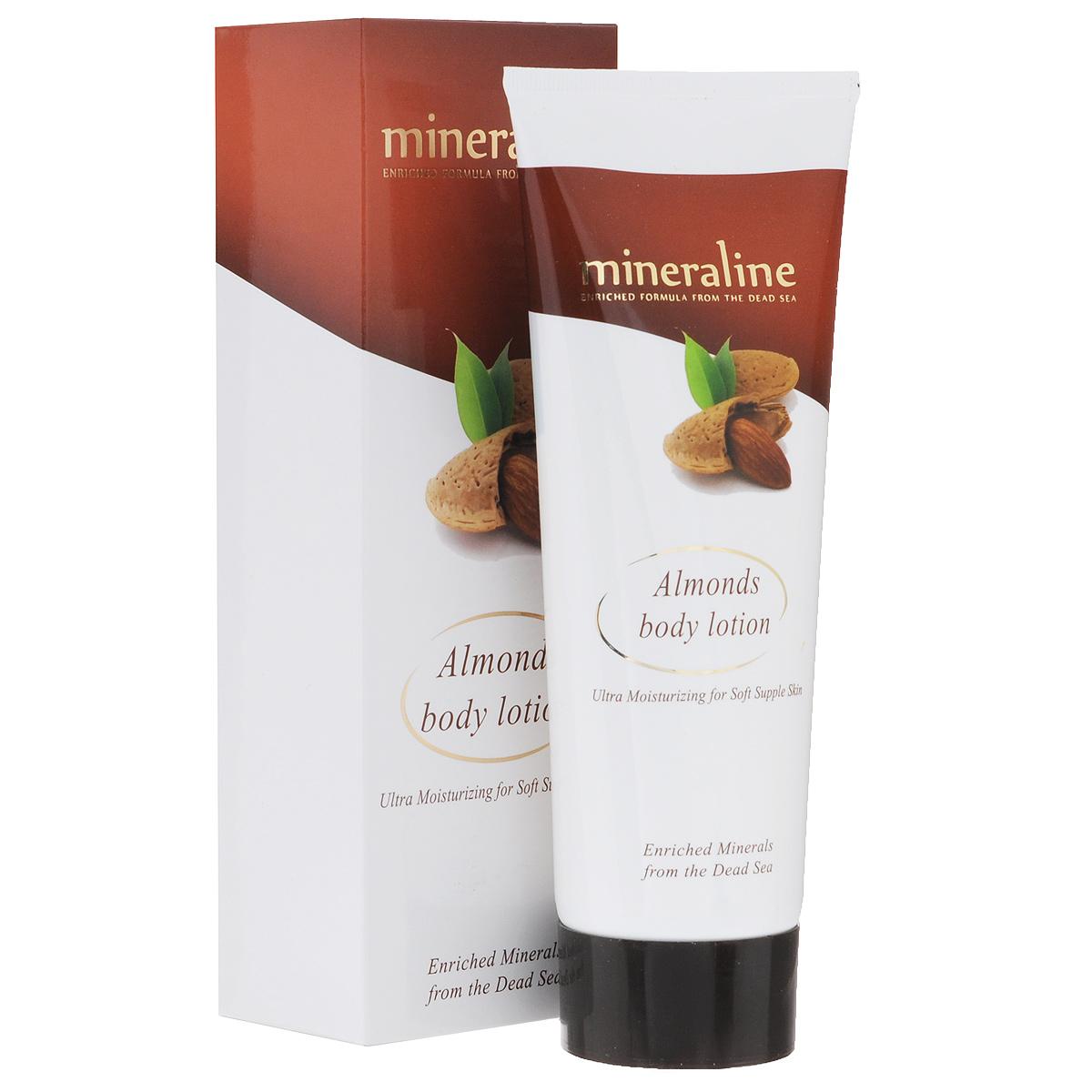 Mineraline Лосьон для тела, с экстрактом миндаля, 250 млFS-00897Лосьон для тела с экстрактом миндаля Mineraline питает и успокаивает кожу вашего тела, обеспечивая высокую степень свежести и здоровья, а также обладает успокаивающим эффектом. Его активные компоненты легко проникают в кожу, даря вам ощущение нежности и комфорта. Используйте его на ежедневной основе в соответствии с вашими потребностями. Товар сертифицирован.