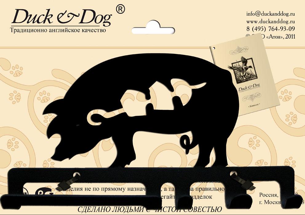 Крепление для шампуров Duck & Dog Поросенок, 20 см х 10 смGPB1-01-RТеперь организовать порядок в хранении принадлежностей для барбекю стало просто. Для этого необходимо разместить решетки-гриль на дополнительных креплениях для шампуров. Крепление для шампуров Duck & Dog Поросенок изготовлено из стали и покрыто специальной порошковой краской черного цвета, что гарантирует долговечность срока службы. У хорошего хозяина все лежит на своих местах, в том числе и все принадлежности для приготовления шашлыка. Используйте крепление Duck & Dog Поросенок для хранения шампуров.Крепится с помощью 2 винтов-саморезов (входят комплект).Размер фигурной части: 13,5 см х 8 см.