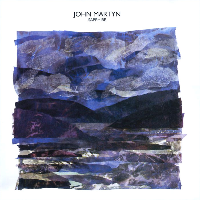 Джон Мартин John Martyn. Sapphire (2 CD) элтон джон elton john goodbye yellow brick road deluxe edition 2 cd
