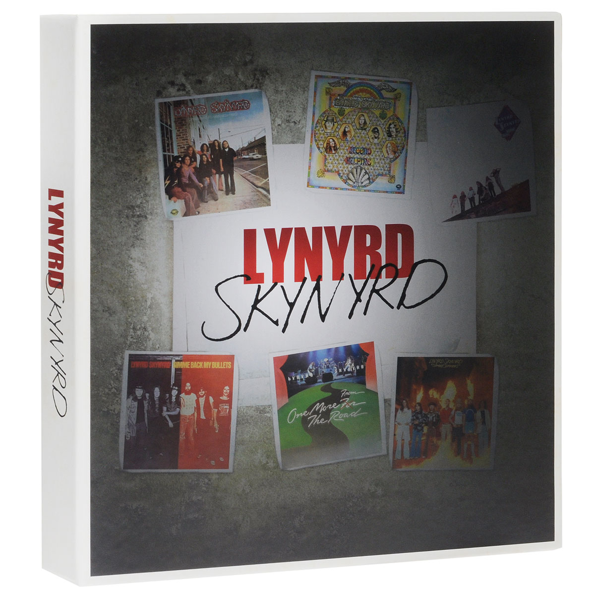 Lynyrd Skynyrd Lynyrd Skynyrd (7 LP) the black crowes the black crowes three snakes and one charm 2 lp