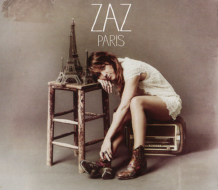 Zaz Zaz. Paris zaz zaz paris limited edition cd dvd
