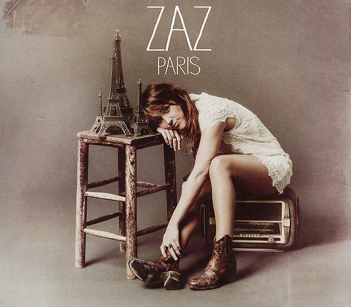 цена на Zaz Zaz. Paris