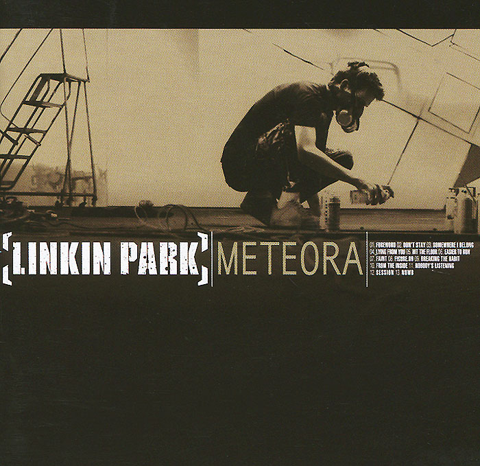 Linkin Park Linkin Park. Meteora cd диск linkin park recharged 1 cd