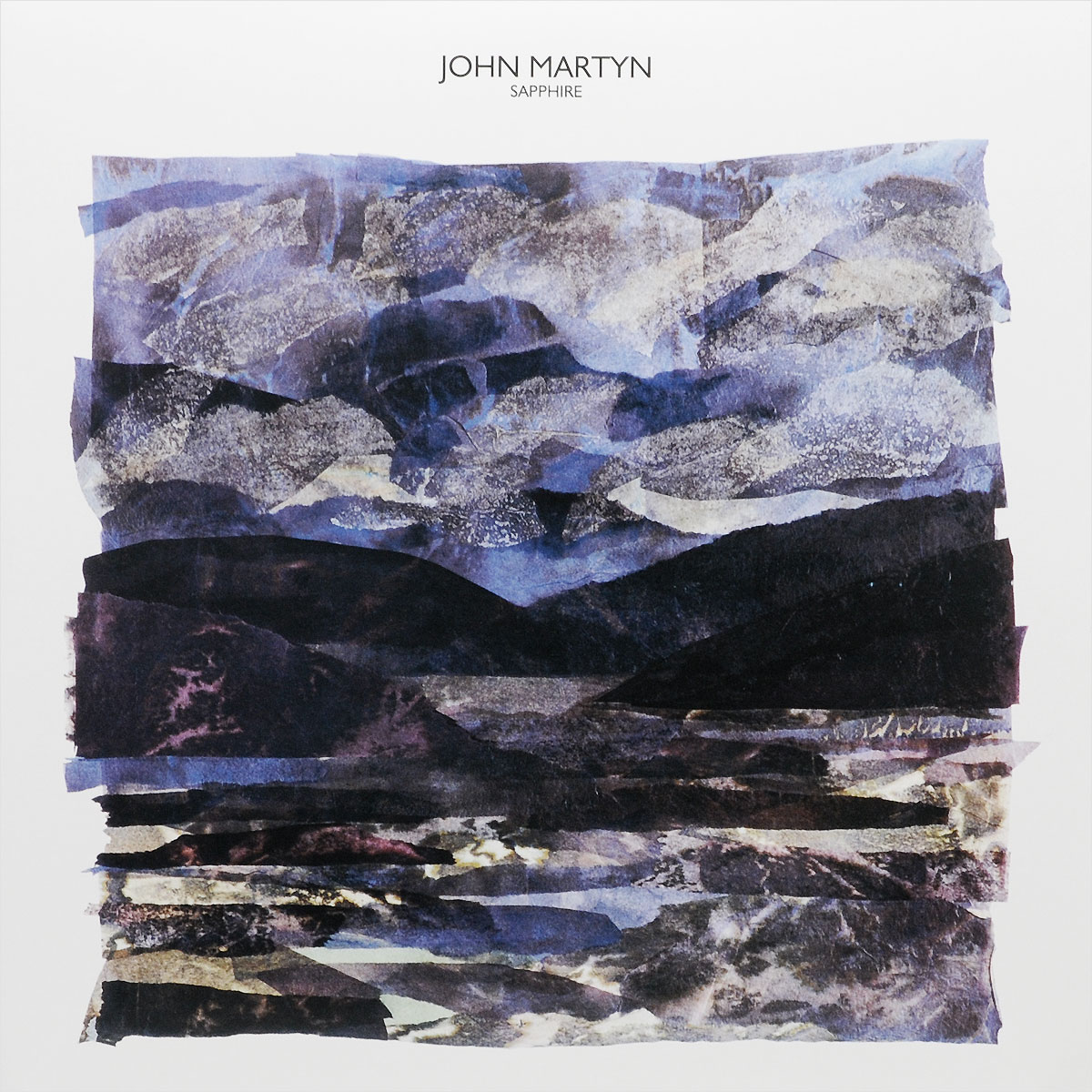 Джон Мартин John Martyn. Sapphire (2 LP) john martyn john martyn sapphire 2 lp