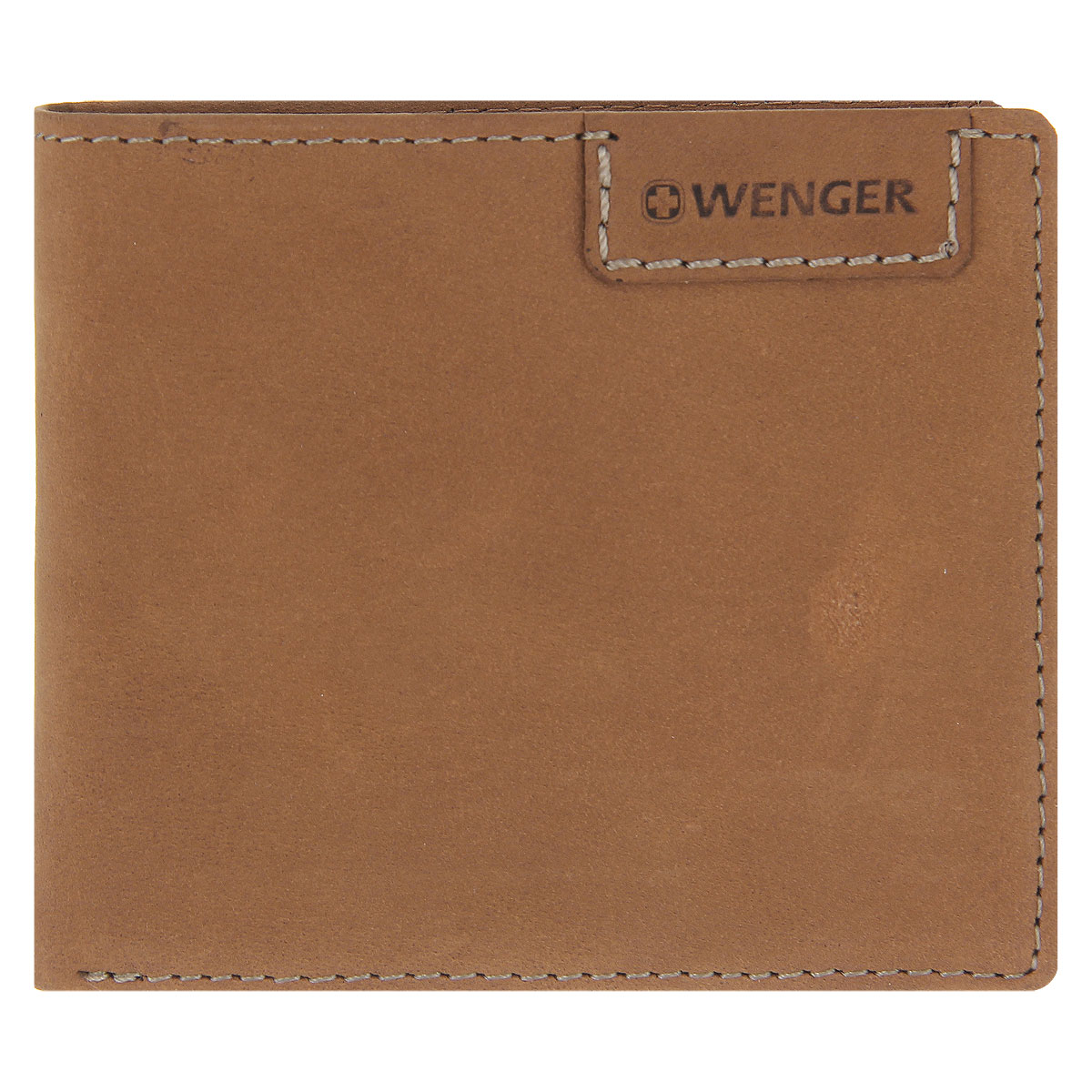 Портмоне мужское Wenger, цвет: коричневый. W11-11BM8434-58AEСтильное мужское портмоне Wenger изготовлено из натурального нубука и оформлено декоративной прострочкой, а также тиснениями в виде логотипа и названия бренда на лицевой стороне. Внутри - одно отделение для купюр, отсек для мелочи на замке-кнопке, два боковых кармана и четыре прорези для визиток и кредитных карт, а также перекидной блок (с сетчатым карманом для фото, четырьмя прорезями и одним боковым карманом). Изюминкой модели является съемный блок из мягкого прозрачного пластика на пять визиток.Портмоне упаковано в изысканную фирменную коробку.Модное портмоне Wenger не оставит равнодушным истинного ценителя прекрасного.По всем вопросам гарантийного и постгарантийного обслуживания рюкзаков, чемоданов, спортивных и кожаных сумок, а также портмоне марок Wenger и SwissGear вы можете обратиться в сервис-центр, расположенный по адресу: г. Москва, Саввинская набережная, д.3. Тел: (495) 788-39-96, (499) 248-56-56, ежедневно с 9:00 до 21:00. Подробные условия гарантийного обслуживания приведены в гарантийном талоне, поставляемым в комплекте с каждым изделием. Бесплатный ремонт изделий производится при условии предоставления гарантийного талона и товарного/кассового чека, подтверждающего дату покупки.